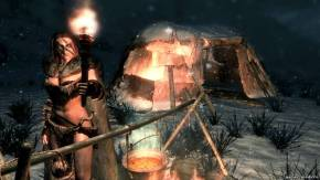 Frostfall – The Joys of Modding –Skyrim