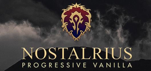 Nostalrius Begins logo